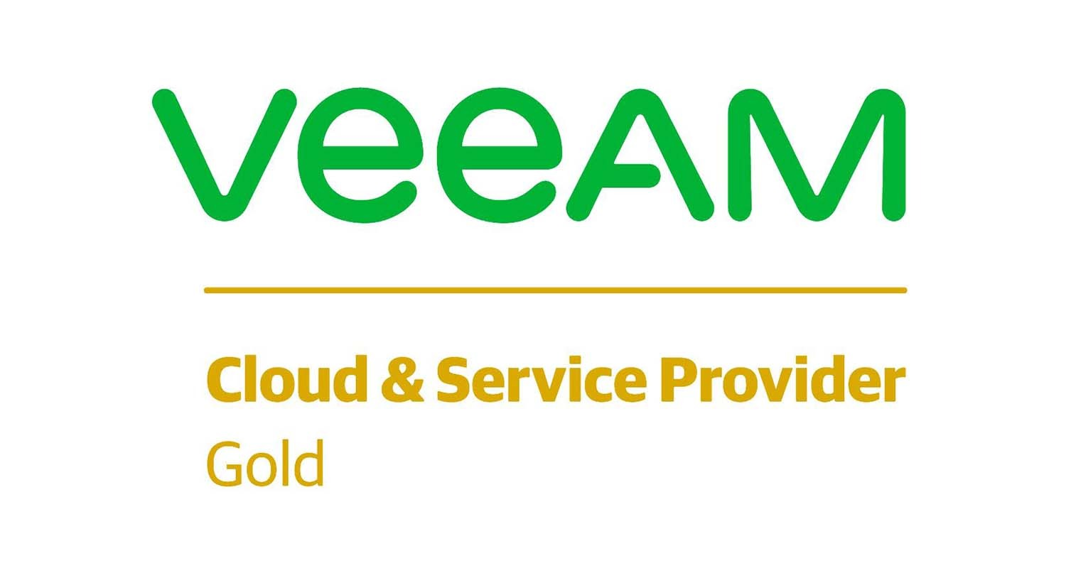Veeam - Cloud & Service Provider Gold